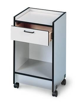 Mobile Bedside Cabinet