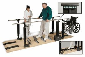 Mobility Platform Electric Height Bars