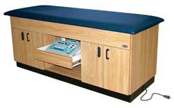 Treatment Table w/ Storage for Equipment