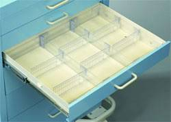 Modular Drawer Divider Kit for 3in Drawers