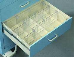 Modular Drawer Divider Set for 6in Drawers
