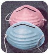 Molded Cone Disposable Masks