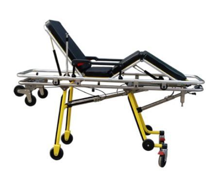 Multi-Height Professional Ambulance Stretcher