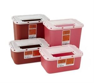 Multipurpose Sharps Container  - 1 Gallon