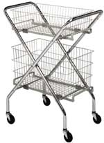 Multi-Purpose Steel Utility Cart Frame