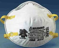N95 Cone-Style Particulate Respirator - Medium/Large