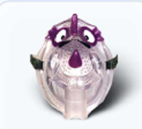 Nebulizer Dragon Mask