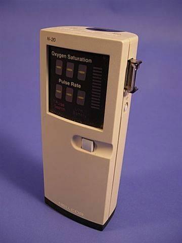 Nellcor N-20 Handheld Pulse Oximeter