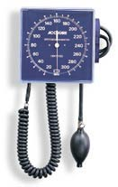 Nite-Shift Wall Mount Aneroid Sphygmomanometer