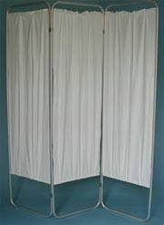Non-Magnetic Folding Screen