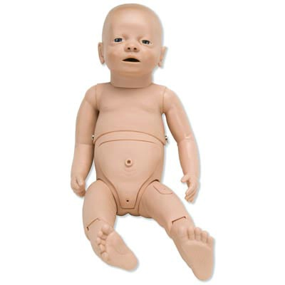 Nurse Training Baby New Born Manikin