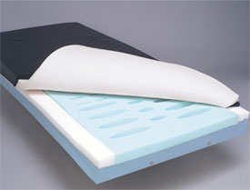 Odyssey Zero-G Mattress 36 in. 80 in. 6 in.