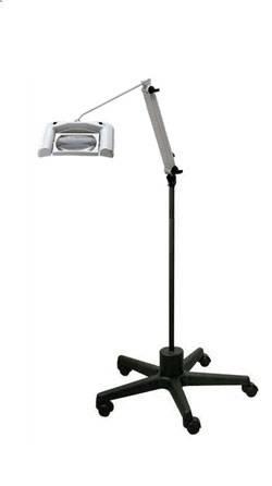 OmnivueMax Magnifier Light w/ Floor Stand