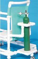Optional Oxygen Tank Holder