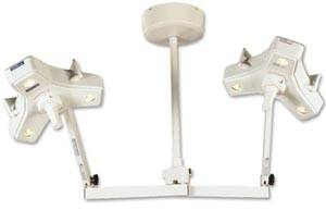Double Ceiling Mount Minor Surgery Lights