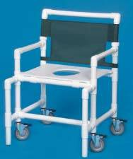 Oversize Shower Chair w/ Flat Seat