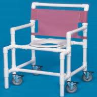 Oversize Shower Chair Round Seat