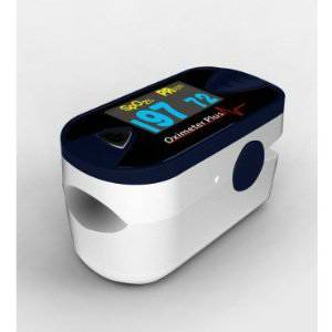 Oxi-Go Elite Finger Pulse Oximeter