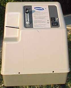 Oxygen Concentrator 5LPM w/ OCI