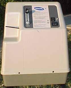 Oxygen Concentrator 5LPM