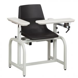 Phlebotomy Chair Flip Arm