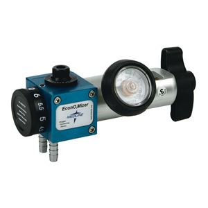 Dual Lumen Oxygen Regulator