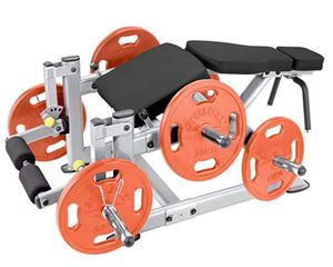 Leg Curl Exercise Machine