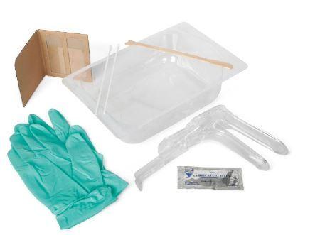Pap Smear Tray