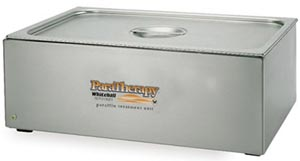 Paratherapy Paraffin Treatment Tank
