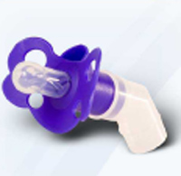Pedi-Neb Pacifier With Elbow
