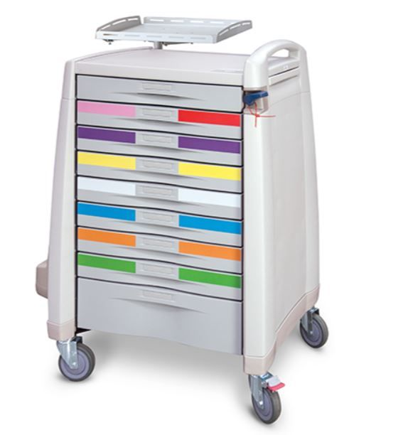 Pediatric Crash Cart