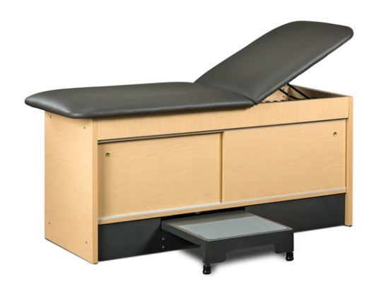 Pediatric Exam Table w/ Adjustable Backrest