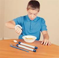 Pediatric Flexible Fork