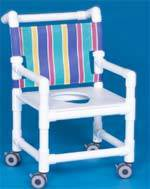 Pediatric Shower Chair, 20in High