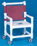 Pediatric Shower Chair 38.5 in High