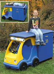 Pickup Truck Pediatric Table