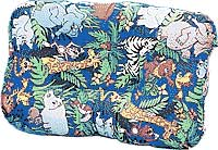 Petite Core Pillow in Jungle Print