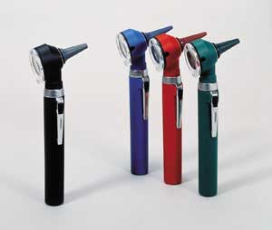 Piccolight Fiber Optic Pocket Otoscopes