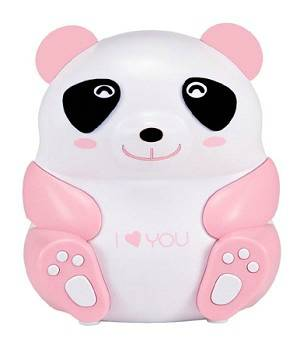 Pink Panda Pediatric Nebulizer