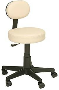 Pneumatic Rolling Massage Stool Back