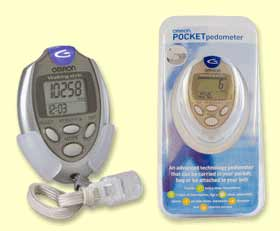 Pocket Pedometer PC Version