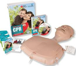Poly-Bagged Torso CPR Trainer