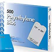 Polyethylene Bibs