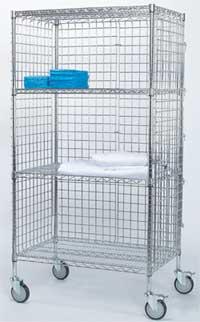 Polyseal Linen Cart 24 in. W x 48 in. L