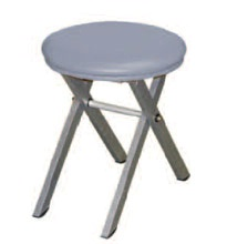 Portable Basic Dental Field Stool With Scissors Base
