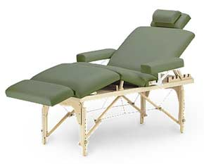 Portable Calistoga Massage Table