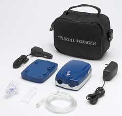 Portable Compressor Nebulizer System