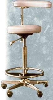 Portable Dental Assistant Stool