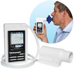 Electronic Handheld Spirometer