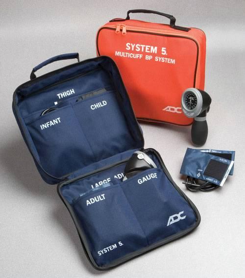 Portable Multi Cuff Sphygmomanometer Kits